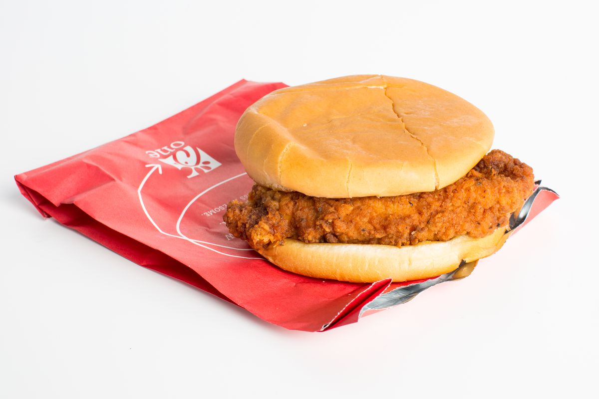 review you probably shouldn t eat at chick fil a eater