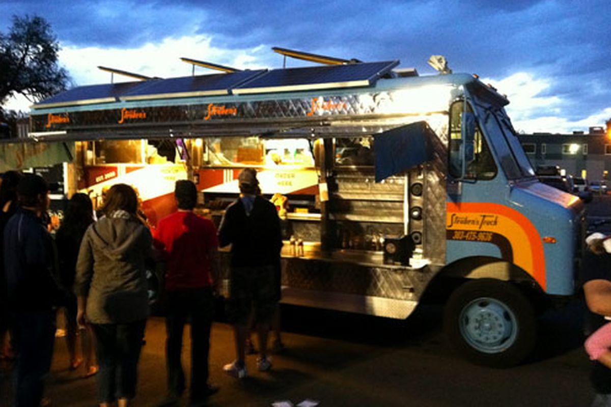 Steuben's Food Truck