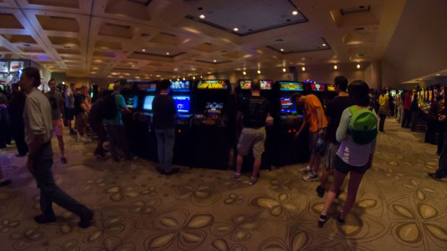 California Extreme keeps the retro arcade scene alive
