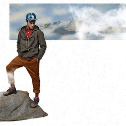 """<b><a href=""""http://axsfolktechnology.com/"""">AXS Folk Technology:</a></b> Because this is the kind of fashionable menswear you could actually wear on a camping trip."""