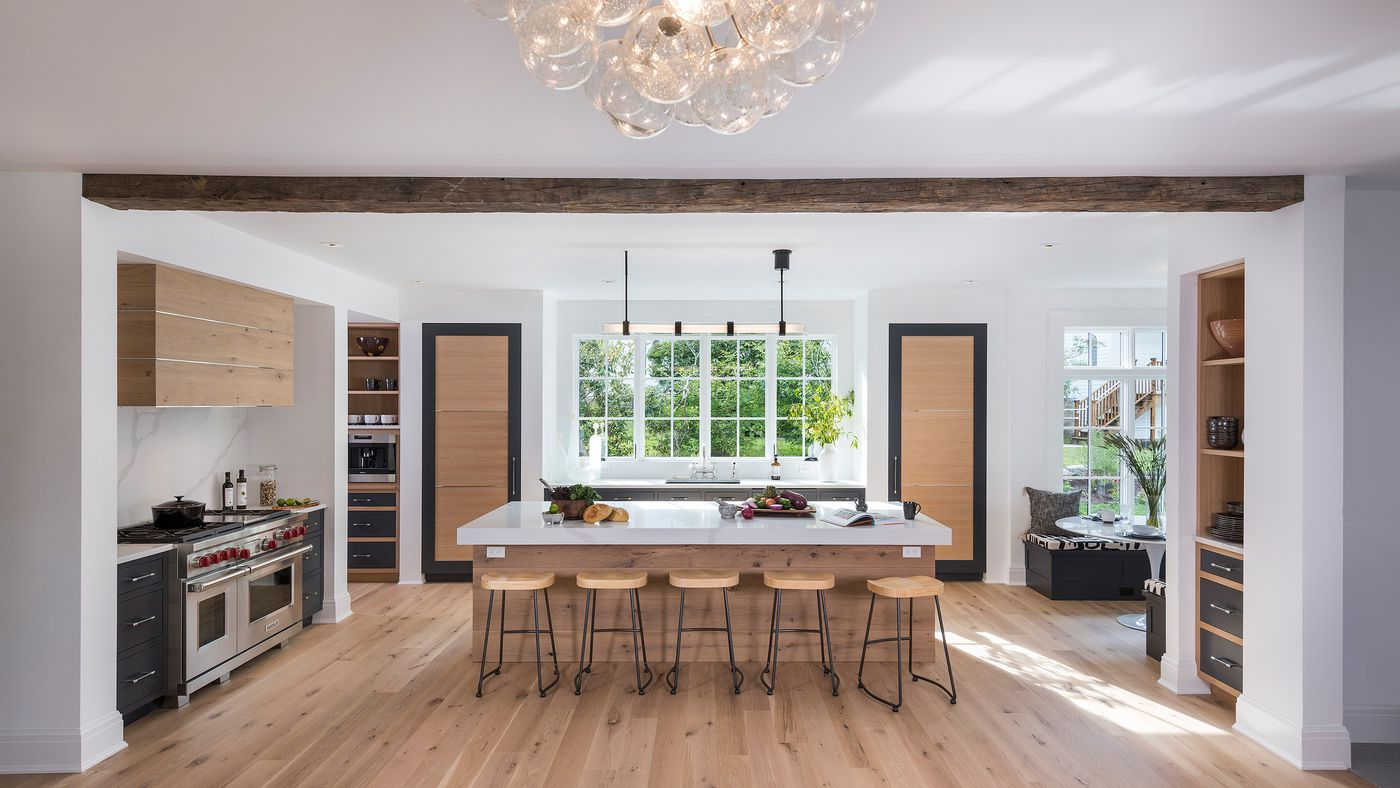 Two Kitchens Twice As Nice 2019 Idea House This Old House