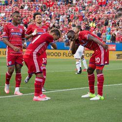 FC Dallas vs Real Salt Lake