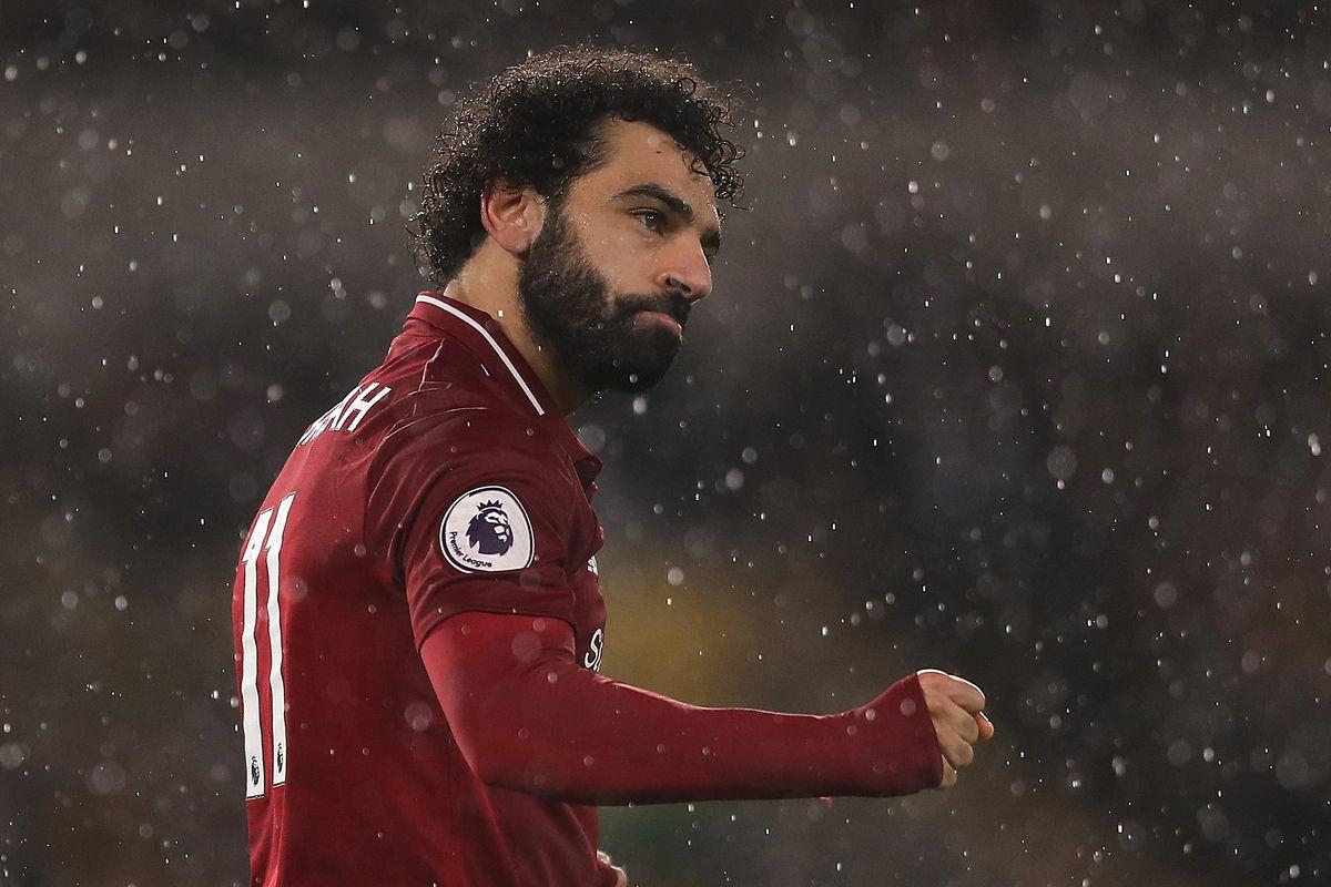 Mohmed Salah - Liverpool FC - Premier League