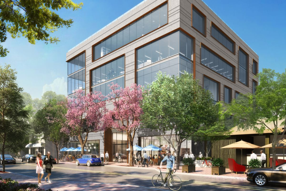 Coconut Grove S Newest Office Building Will Include A Rooftop