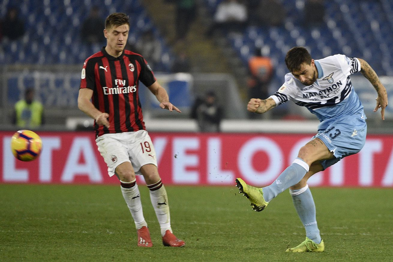 AC Milan v Lazio: Preview, TV Schedule,  and How to Watch or Stream Serie A Online