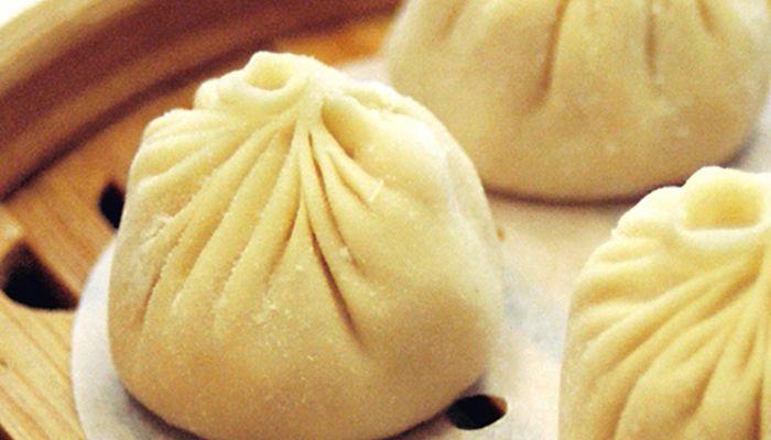 Dumplings at Yank Sing