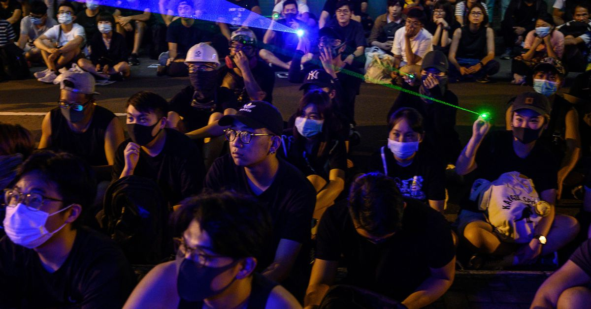 How China used Facebook and Twitter to spread disinformation about the Hong Kong protests
