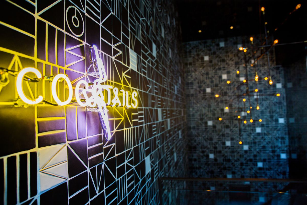 A peek at downtown's soon-to-open cocktail destination.