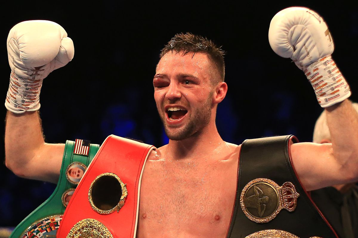 Josh Taylor likely to face Apinun Khongsong in Glasgow this May ...