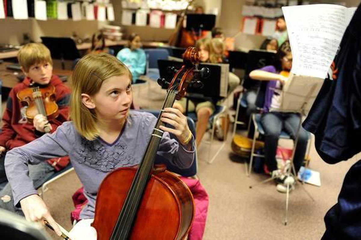 A fifth-grade student at South Lakewood Elementary School, part of Jeffco Public Schools.