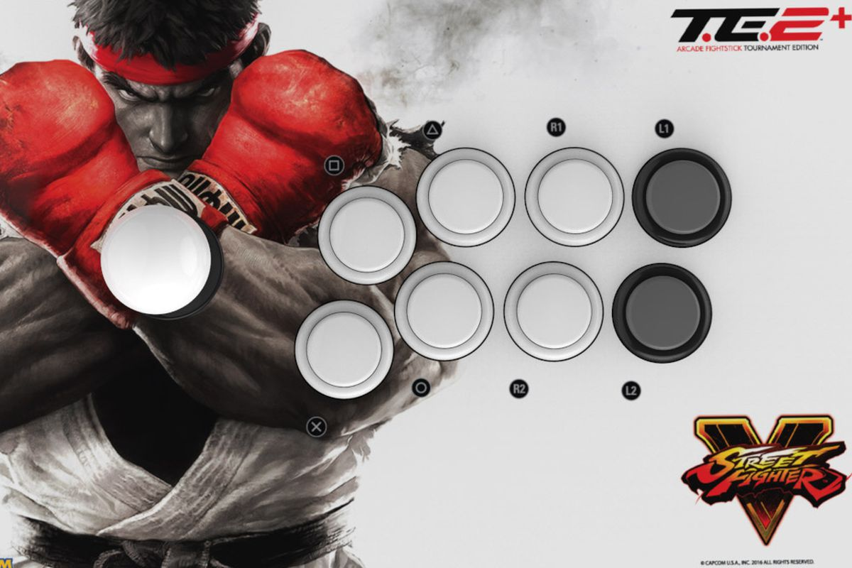 The Street Fighter 5 Arcade Stick Beginners Guide For Pc Polygon Real Pro Rap N Hayabusa Ps3 Ps4 First Time A Game Is Launching On At Same As Its Console Counterparts And Even Better Players Arent Segregated To