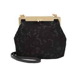 """<strong>Dolce & Gabbana</strong> Lace Sara Crossbody, <a href=""""http://www.barneys.com/on/demandware.store/Sites-BNY-Site/default/Product-Show?pid=00505032030495"""">$1,595</a> (was $1,645) at Barneys New York"""