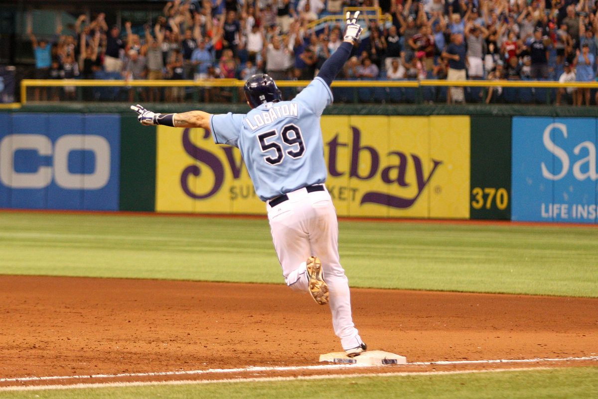 Red Sox vs. Rays, 2013 ALDS Game 3 results: Jose Lobaton\'s walk-off ...