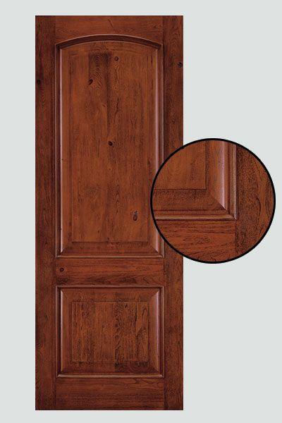 Jeld-Wen Aurora Custom Fiberglass Door