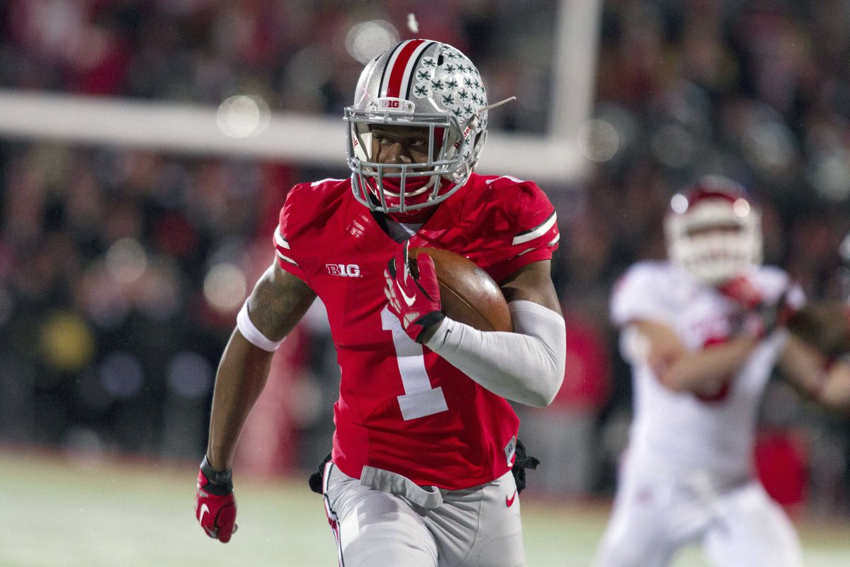 With the loss of Braxton Miller, the Buckeyes will need increased production from Dontre Wilson and others