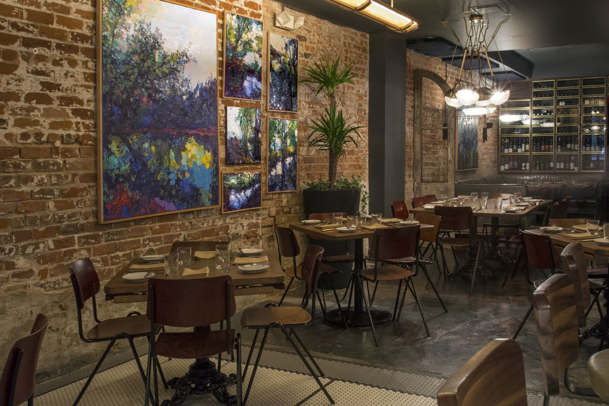 Compere Lapin Is Nola S Best Restaurant Of 2016 According To Brett Anderson Eater New Orleans