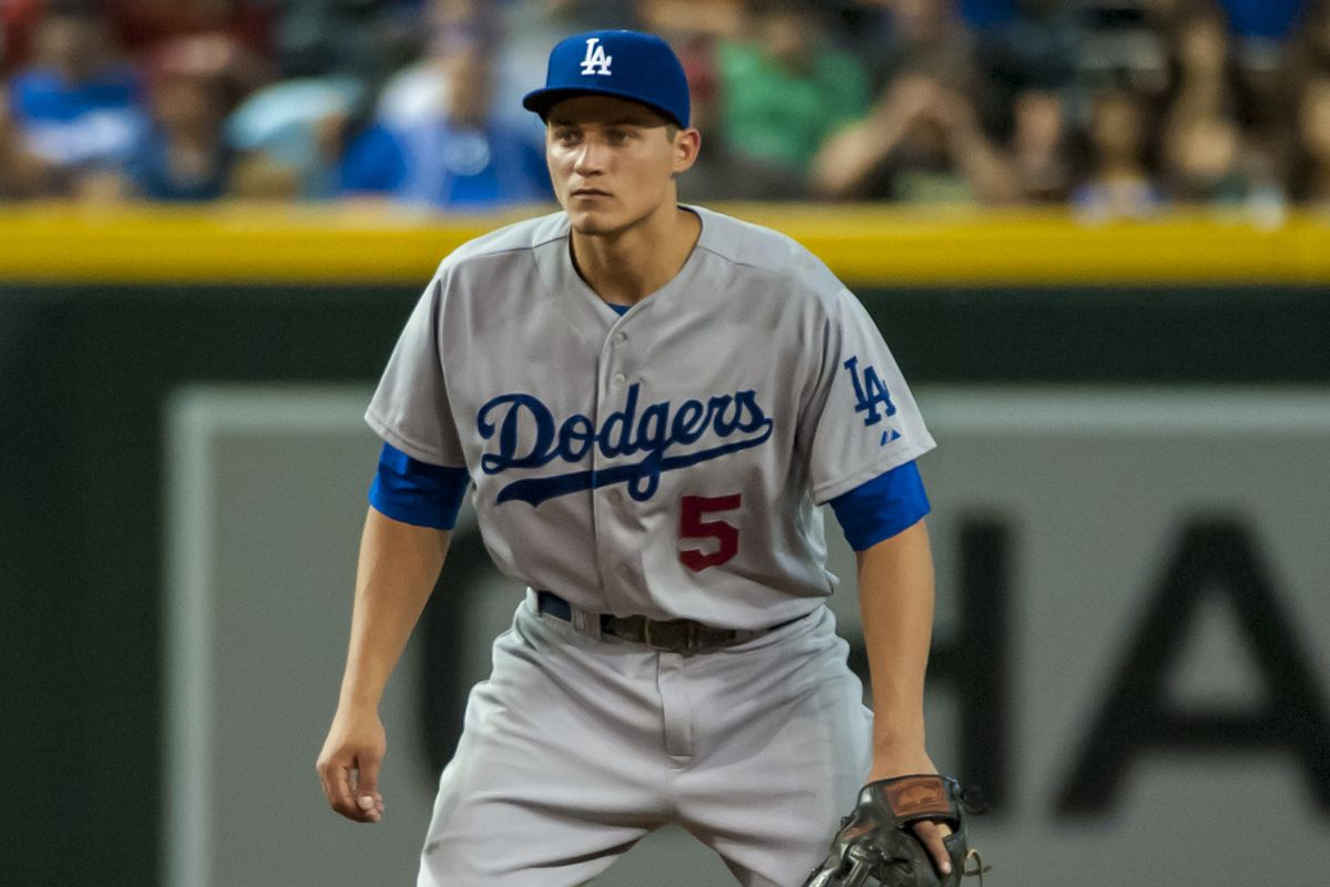 Corey Seager, tallest Dodgers shortstop ever