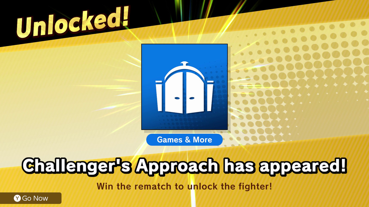 Super Smash Bros. Ultimate - Challengers Approach Unveiled