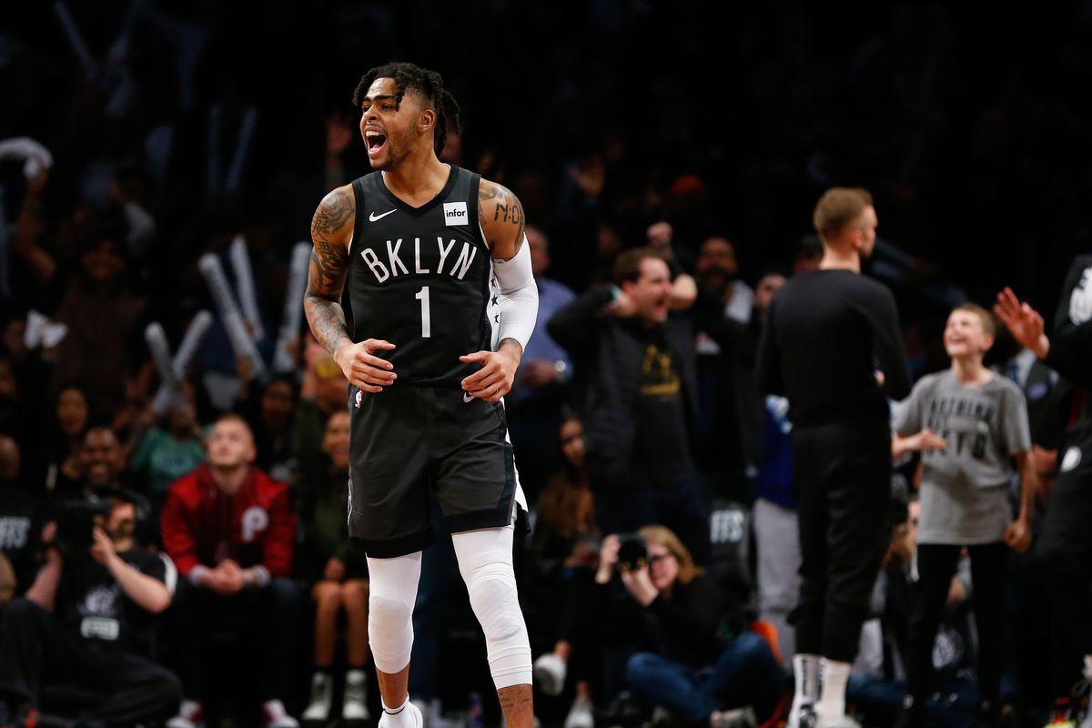 NBA: Playoffs-Philadelphia 76ers at Brooklyn Nets