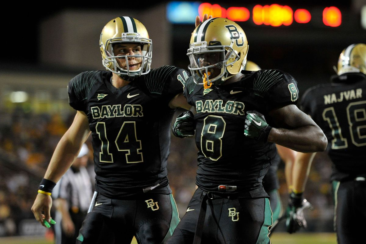 Will Bryce Petty step seamlessly into the starting role at Baylor?