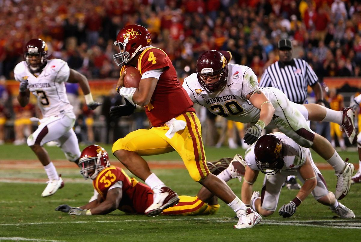 Insight Bowl - Minnesota v Iowa State