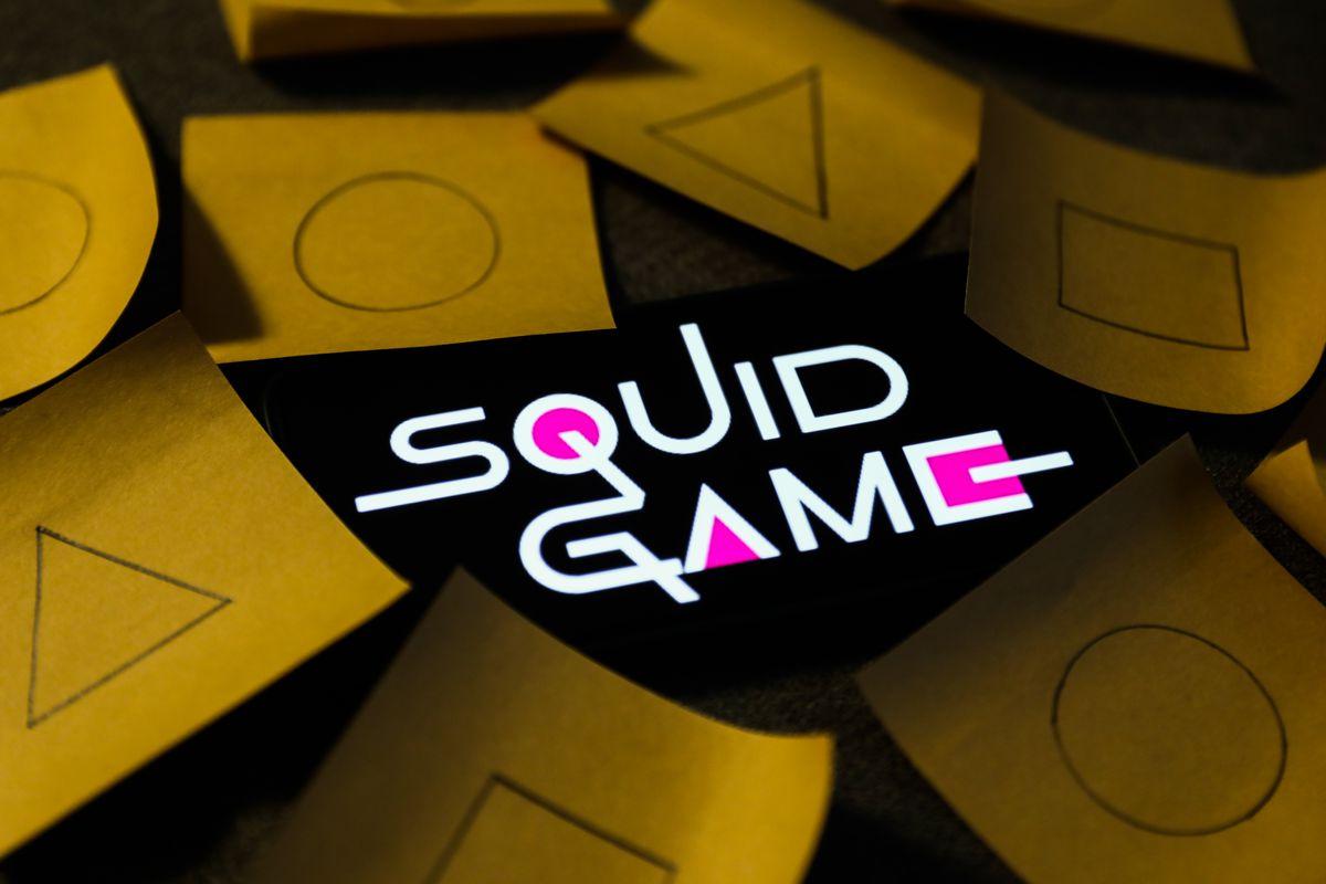 Squid Game Photo Illustrations