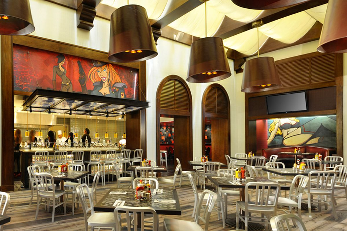 Restaurants Harrah S Las Vegas Best