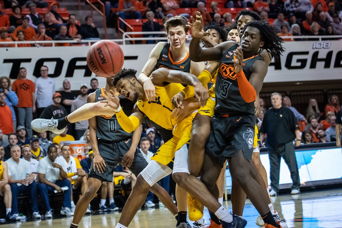 It Doesn T Look Like Anything At All To Me Big 12 Men S