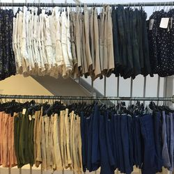 Men's shorts, $50