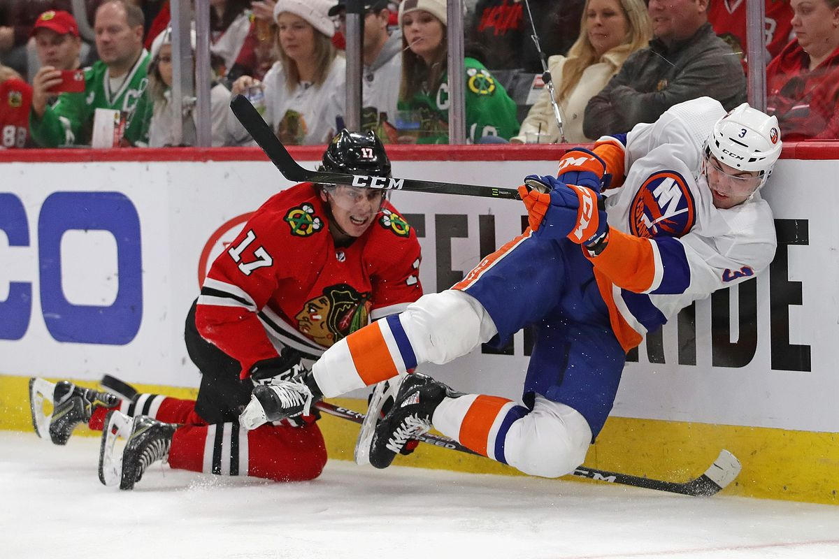 Adam Pelech Injury: Islanders announce defenseman is out for the season