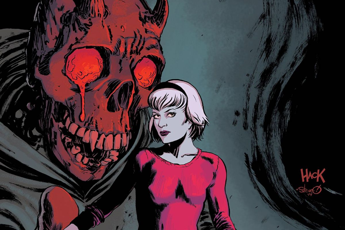 Archie's Sabrina Moves from The CW to Netflix with 2-Season Order