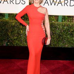 Jane Fonda in Versace.