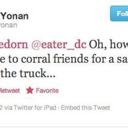 Washington Post food editor Joe Yonan