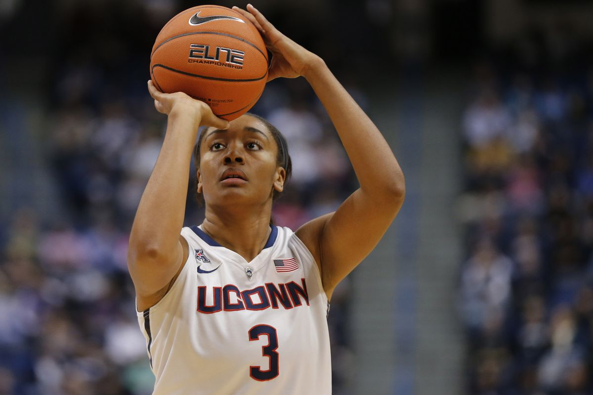 UConn's Morgan Tuck is expected to miss 4-6 weeks with a knee injury.