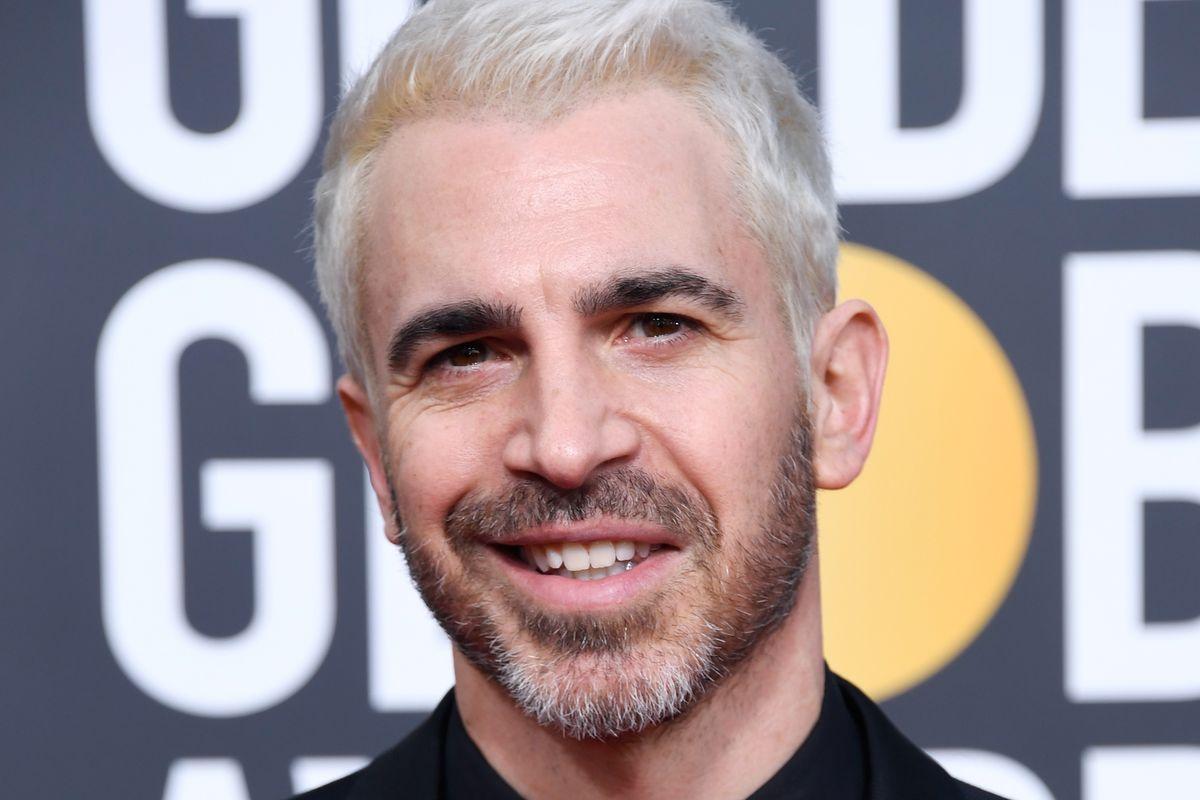 Golden Globes 2019 Chris Messina Goes Blond Vox