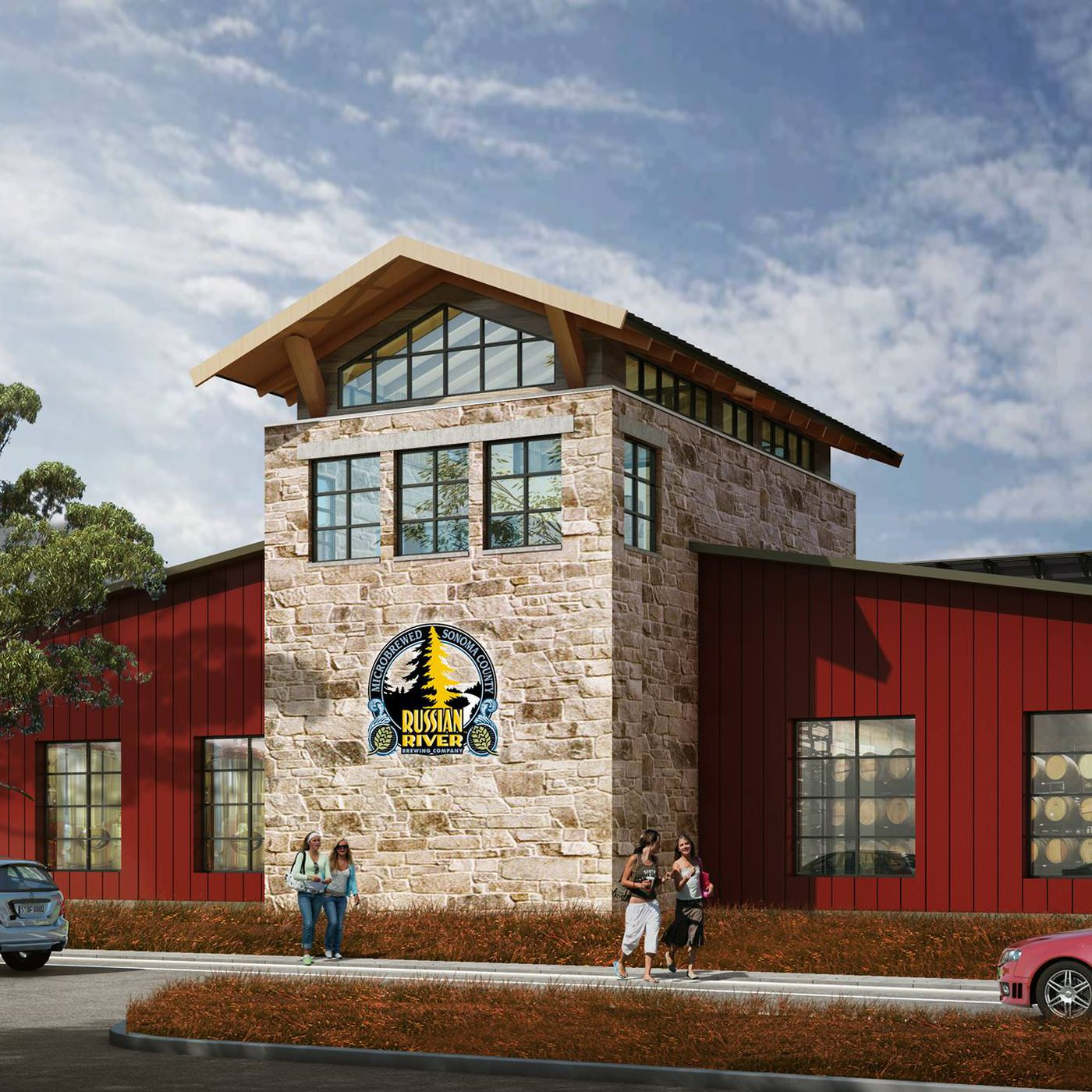 New Russian River Brewery in Windsor is Close to Opening - Eater SF