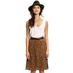 Leopard skirt, reg $290. Sale price: $20.