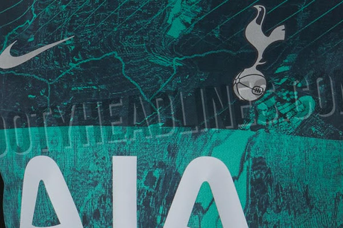 size 40 94718 d8111 Tottenham third kits leak on the internet and hoo buddy you ...