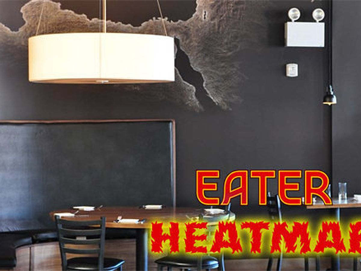 The Eater Charlottesville Heatmap Where To Eat Now Eater