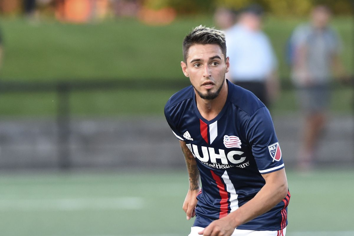 MLS: U.S. Open Cup-D.C. United at New England Revolution
