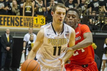 Bobby Riddell News, Stats, Photos | Purdue Boilermakers
