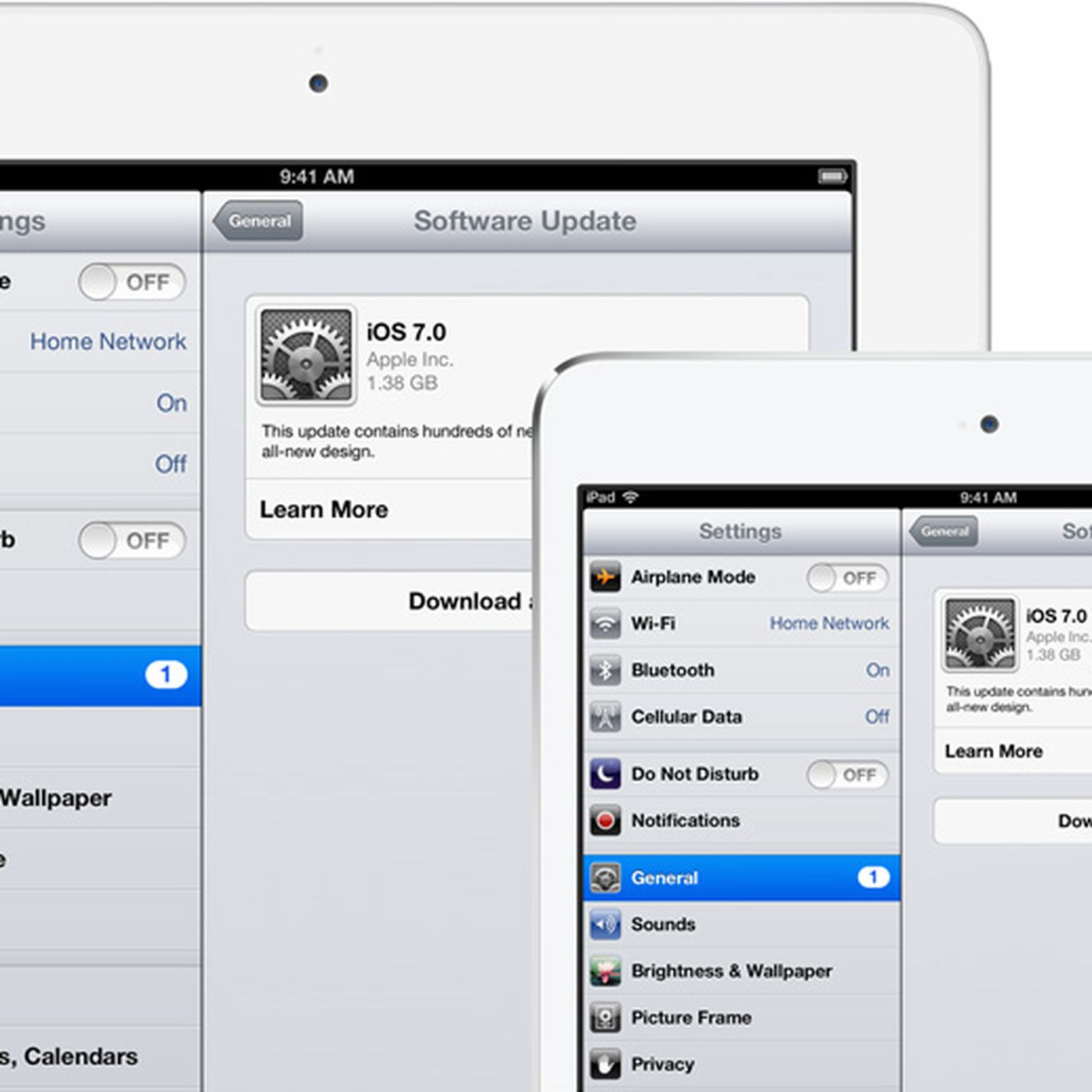 iOS 7 now available for iPhone, iPad, and iPod touch - The Verge
