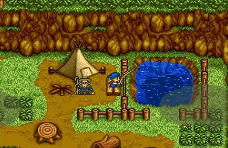 Stardew Valley, Harvest Moon, and how wholesome games taught