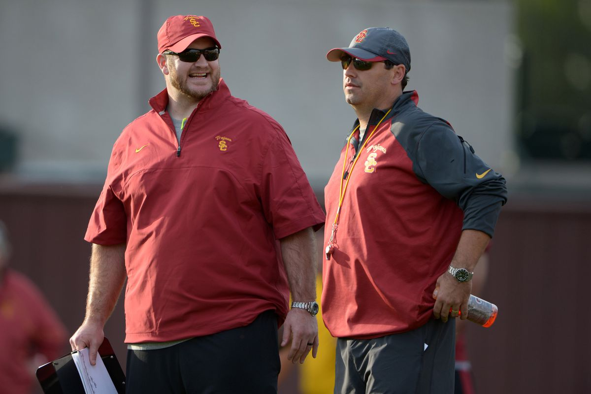 The Torrance coach needs to develop continuity on the fledgling offensive line.