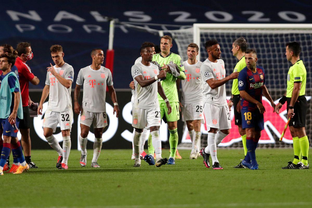 Bayern Munich es favorito luego de su victoria 8.2 contra el Barcelona.