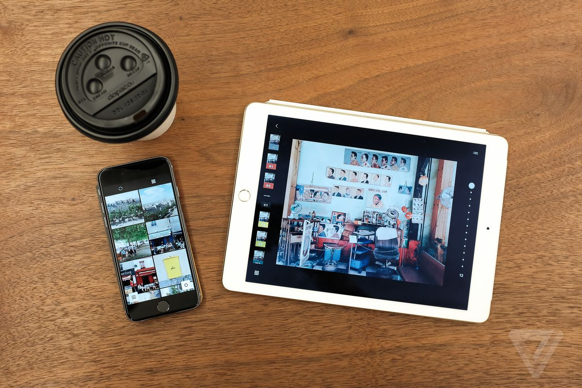 Vsco The Company Behind Vsco Film And The Popular Vsco Cam App Is Today Announcing Vsco Cam   For Ios This Update Which The Company Says Is The