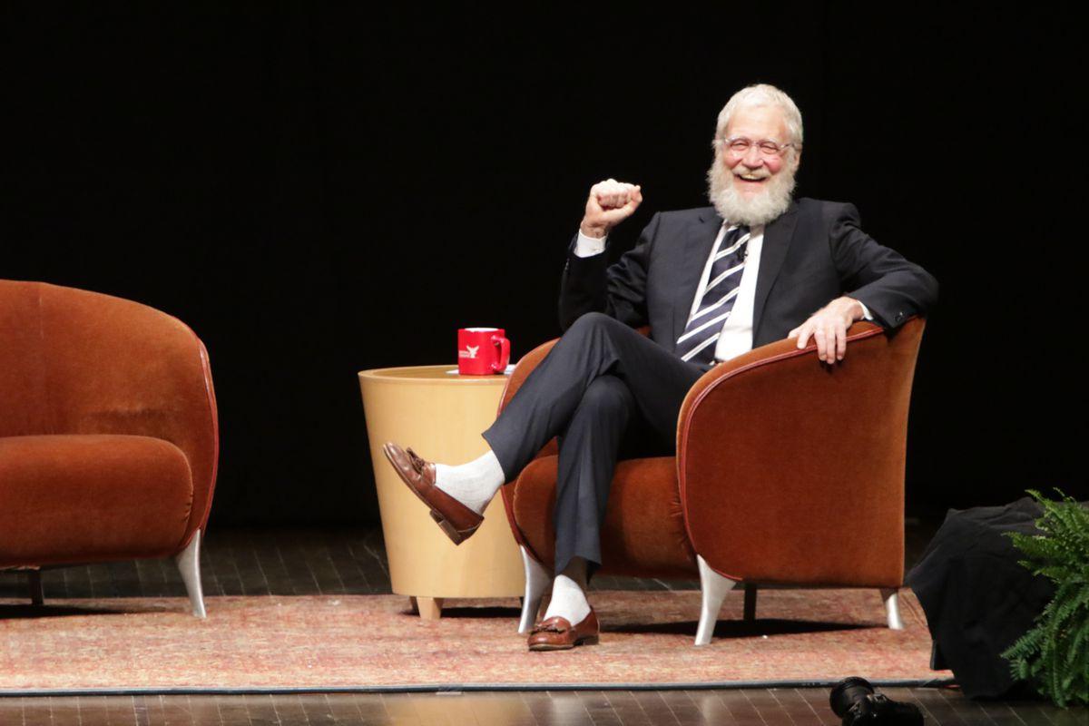 A Conversation With David Letterman & Spike Jonze And Bennett Miller