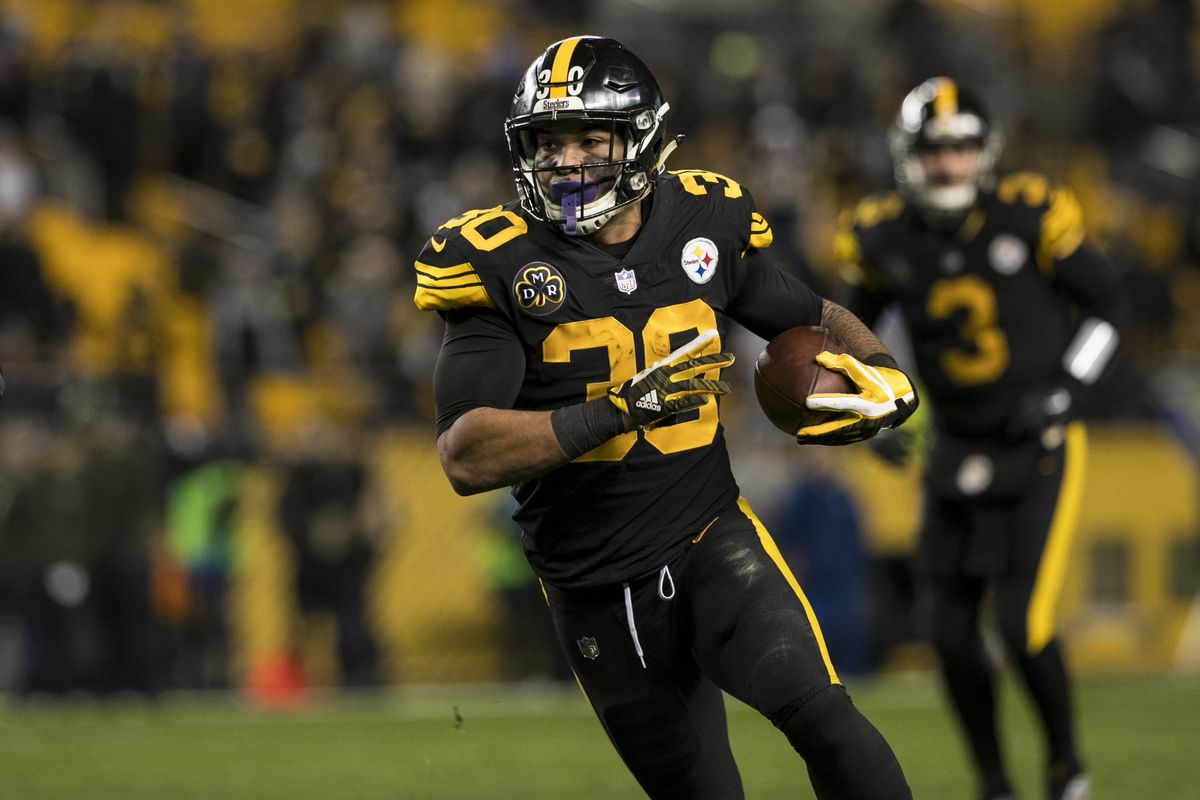 8a184773897 Is James Conner the Steelers  answer if Le Veon Bell departs ...