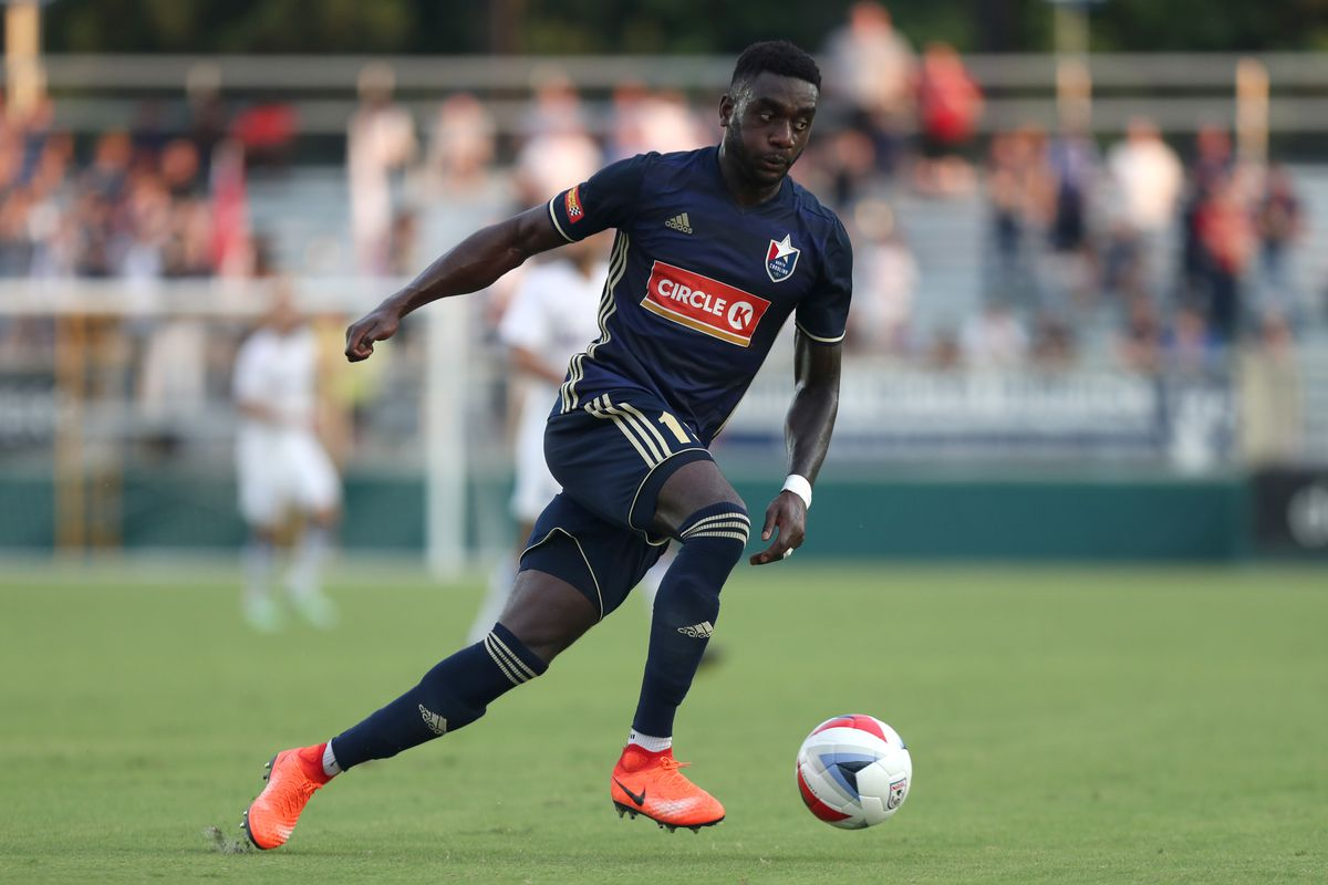 SOCCER: MAY 31 U.S. Open Cup Third Round - Charlotte Independence at North Carolina FC