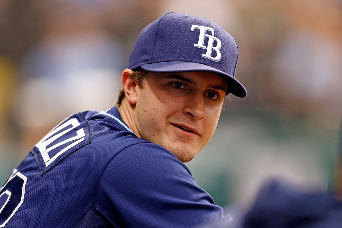 That smell is being the Rays top prospect and Jake Odorizzi dealt it